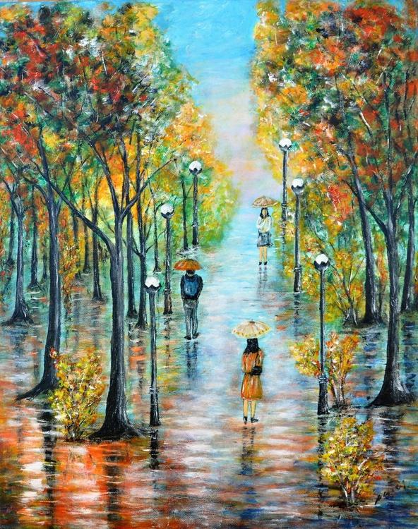 Walk in the rain.. - Image 0