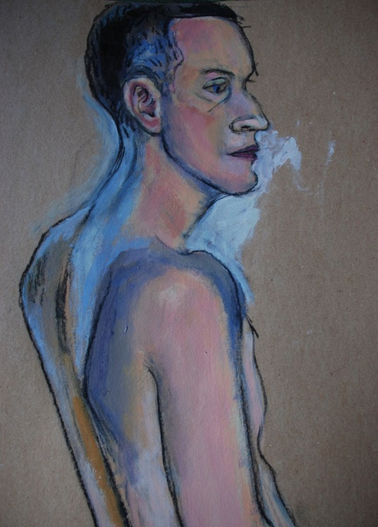Graham, male nude - Image 0