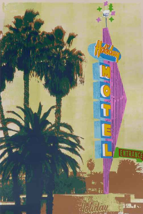 Holiday Motel Hollywood -