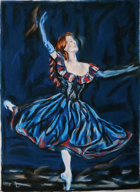 Dance blue - Image 0