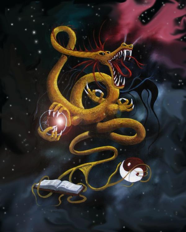 """"""" Spirit Dragon """" - Image 0"""
