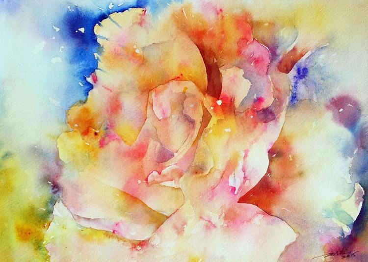 Rainbow Rose - Image 0