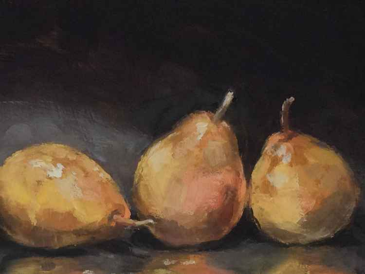 A Pair Of Pears 2
