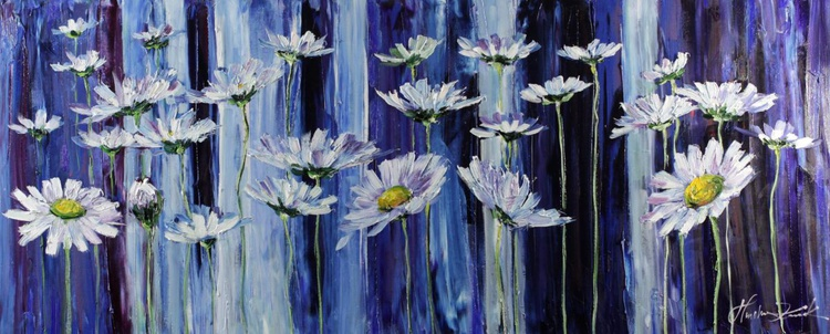 Night daisies - Image 0