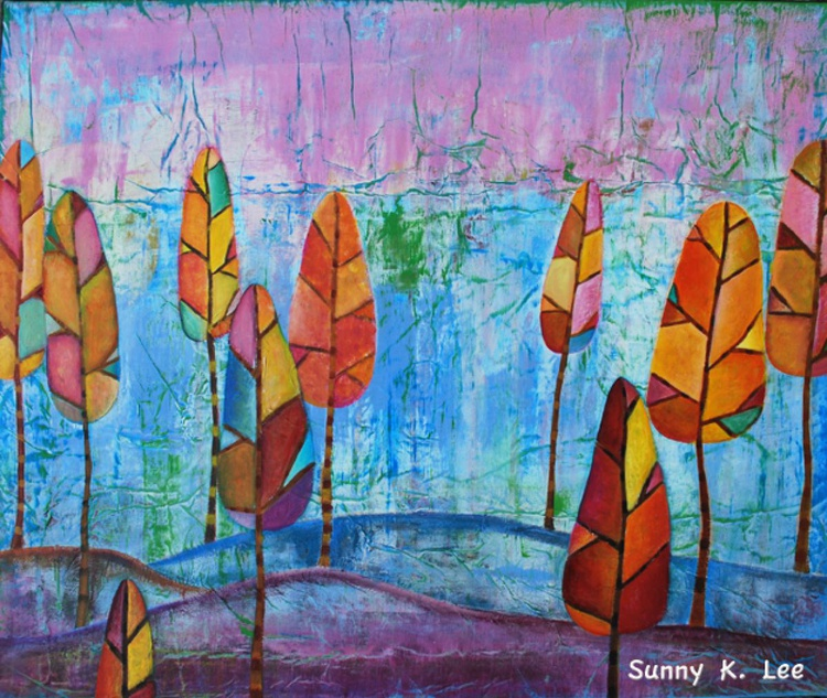 Fall Trees - Image 0