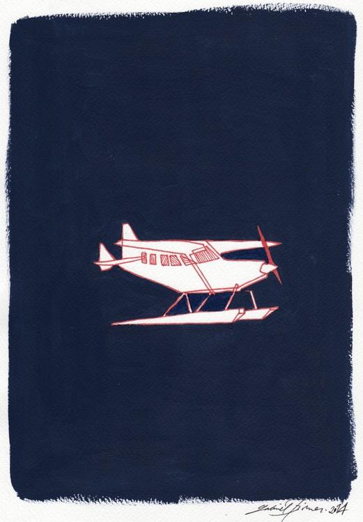 Propeller Water Plane - Image 0