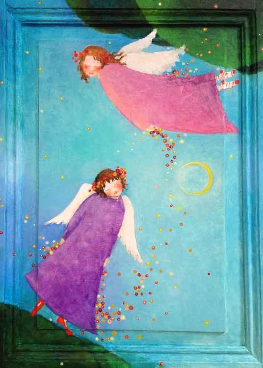 Dancing angels -