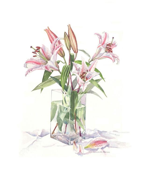 Stargazer Lilies - Image 0