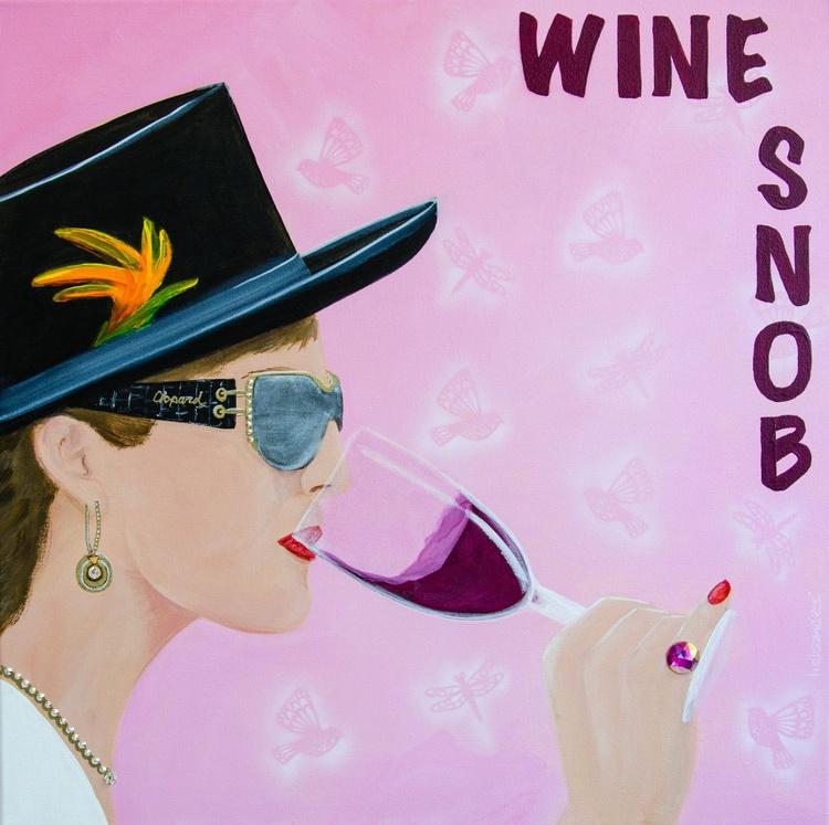 Wine Snob - Image 0