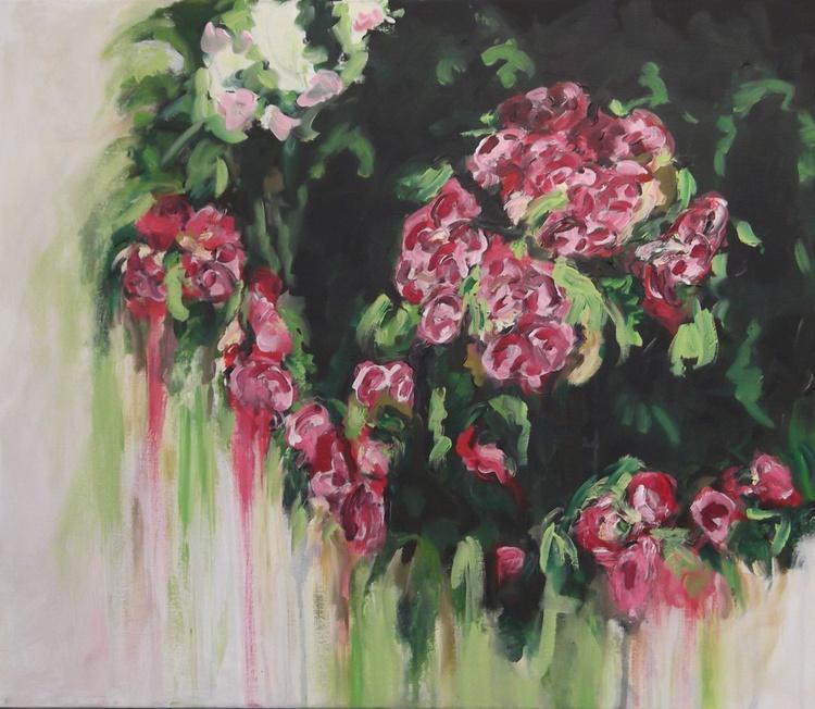 Through the garden - Roses - Image 0