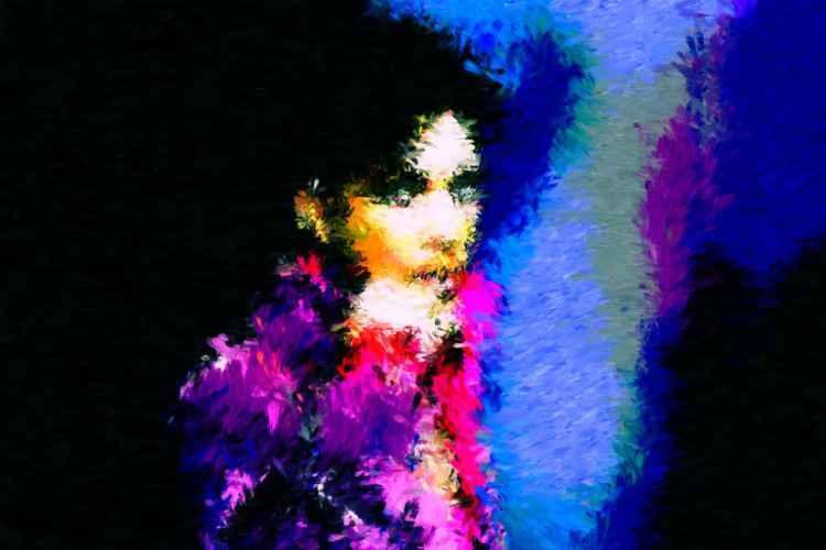 Purple Rain - Premium Poster Print - 28 x 21 cm - FREE SHIPPING