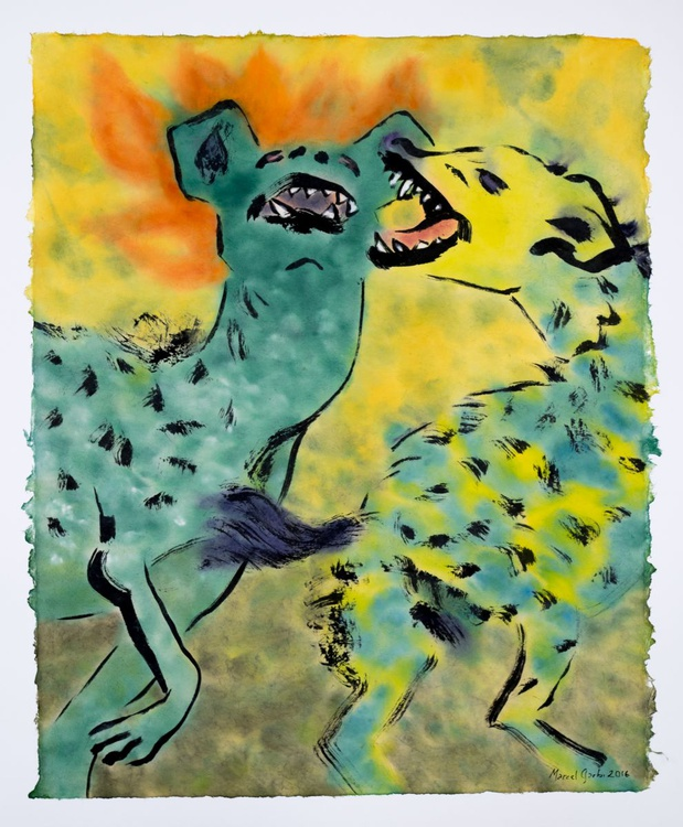 Spotted Hyenas - Image 0