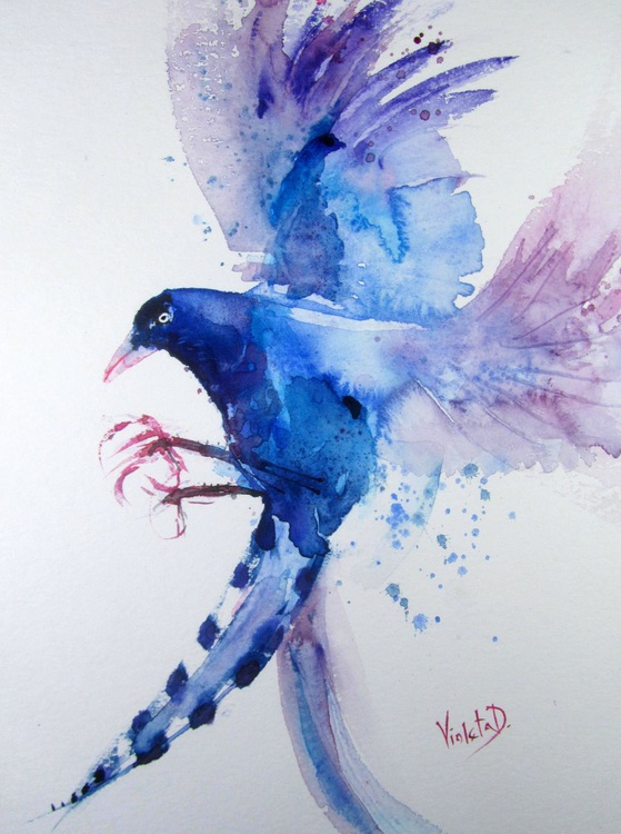 The Blue Magpie - Image 0