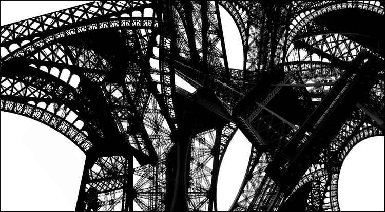 Tour Eiffel 'Intercourse' #3 -