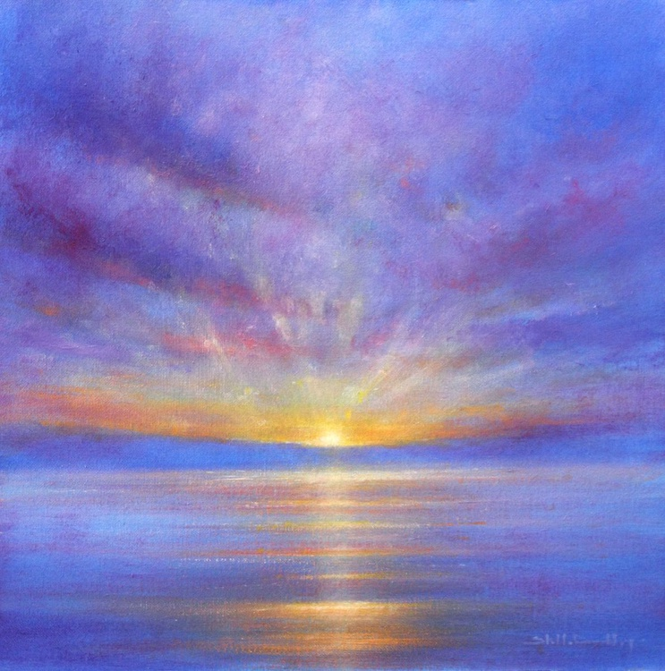 Tranquil Sunset - Image 0