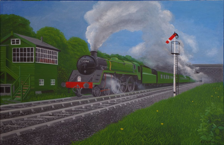 Golden age of steam - Image 0