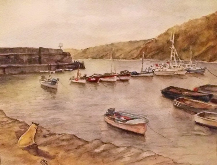 Clovelly Harbour - Image 0