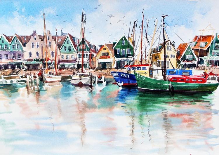 Port of Volendam - Image 0