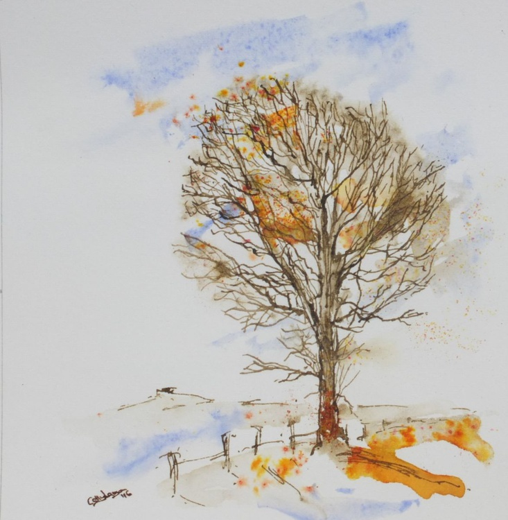 Miniature Tree Study - Image 0