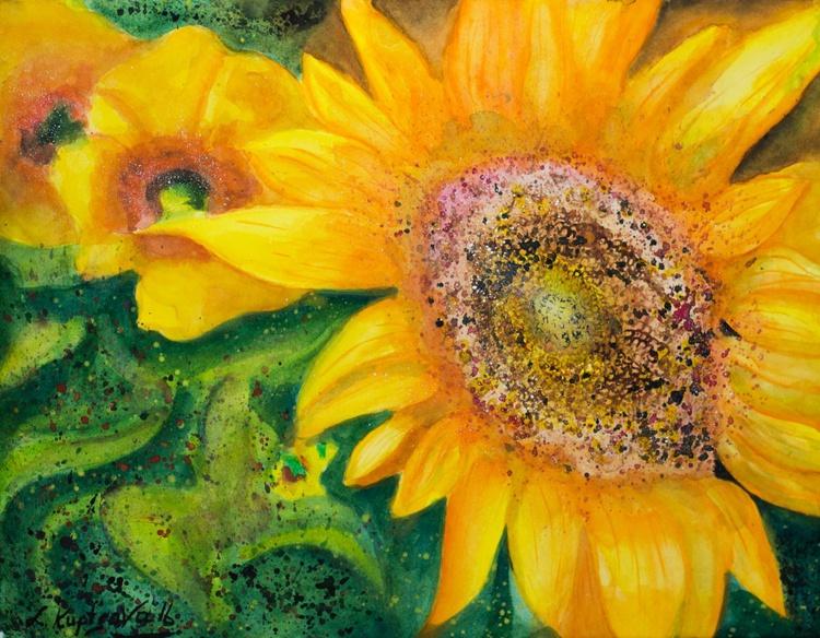Sunflowers (with bonus) - Image 0