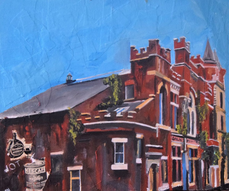 Sheffield, Salvation Army Citadel - Image 0