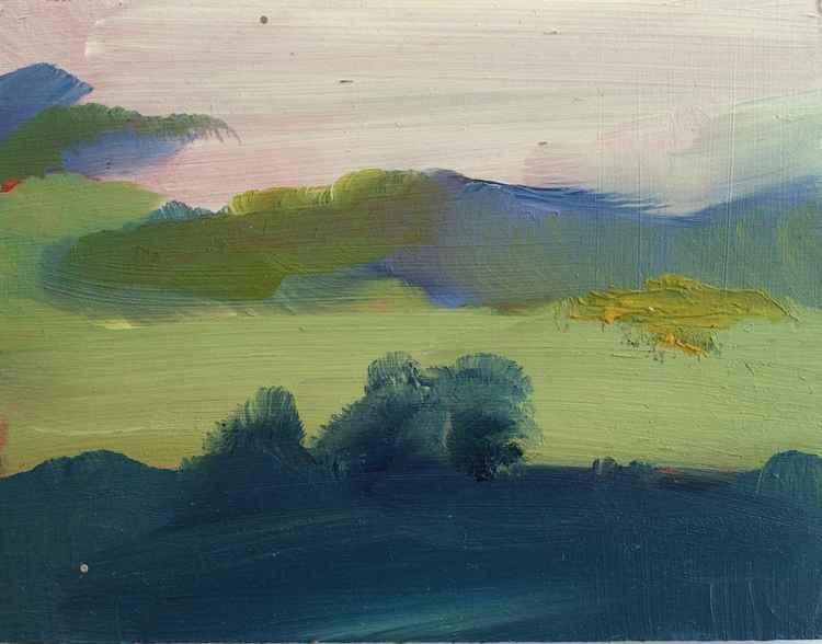 Sunset study 2