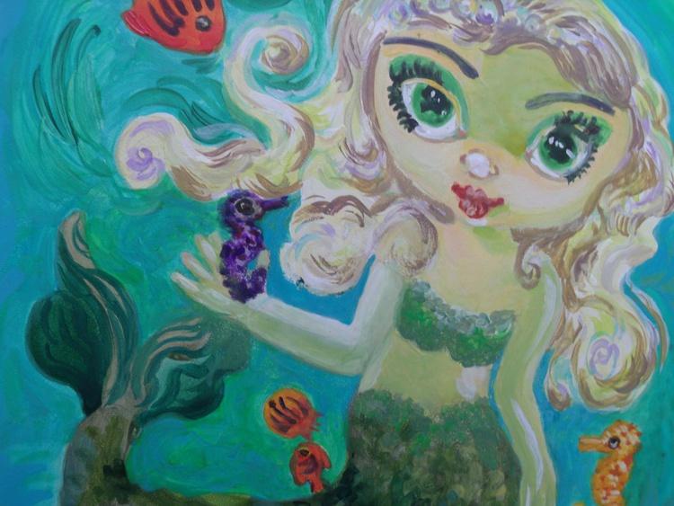 Mermaid Girl - Image 0