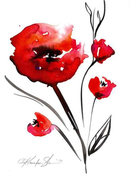 Floral No. 12