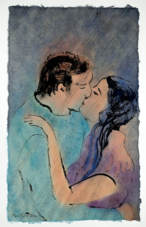 I'll kiss you in the rain - Image 0