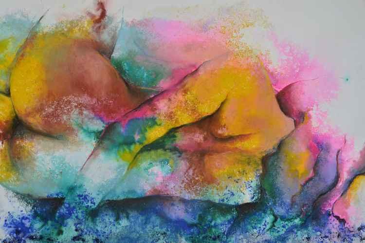 nude figure -