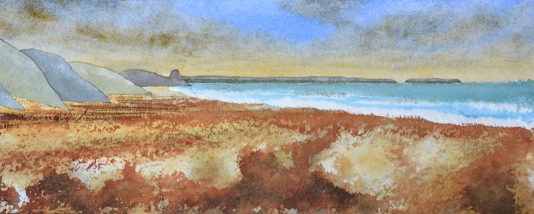 Newgale Beach No. 13 - Image 0