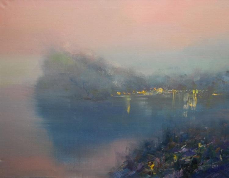 """Seascape painting """"Marine Mood"""" - Image 0"""