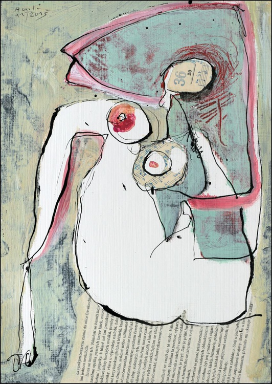 Irene (Nude girl) - Image 0
