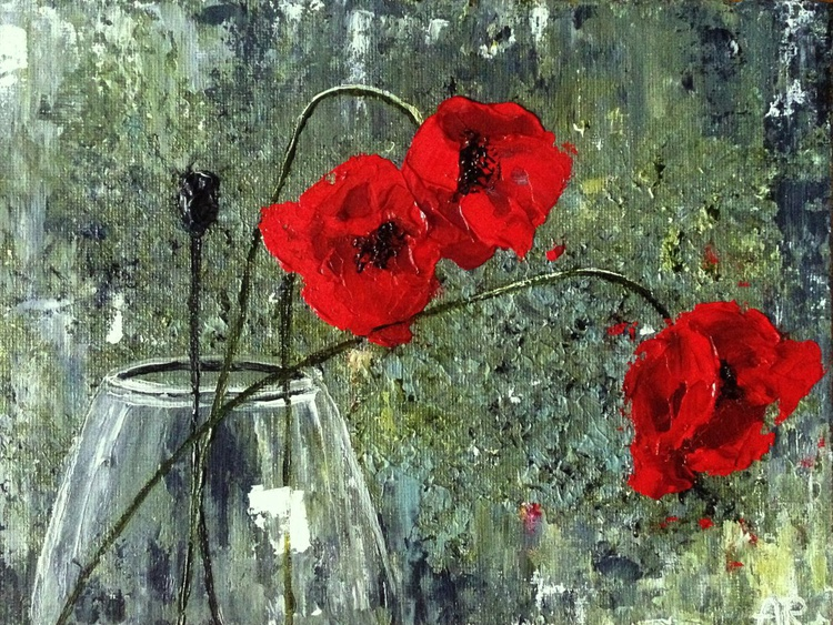 Simple poppies - Image 0