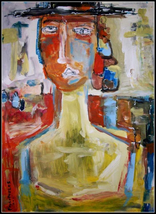 Perou Woman - Image 0