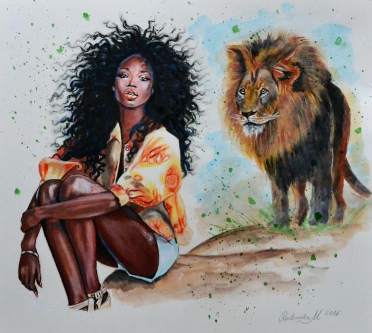 """Sognando Africa"" 2 - Image 0"