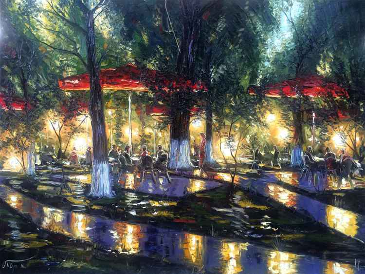 Memories Of Saryan Park #1