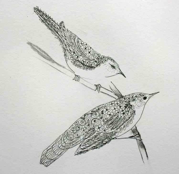 Two Little Birds -