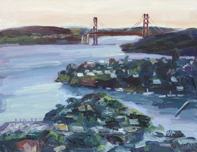 San Francisco Bay From Tiburon - Image 0