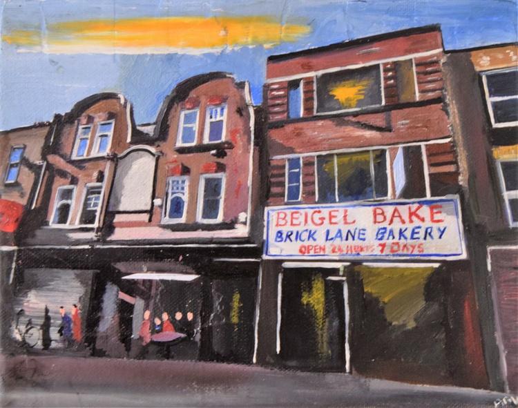 Beigel Bakery, Brick Lane, London - Image 0