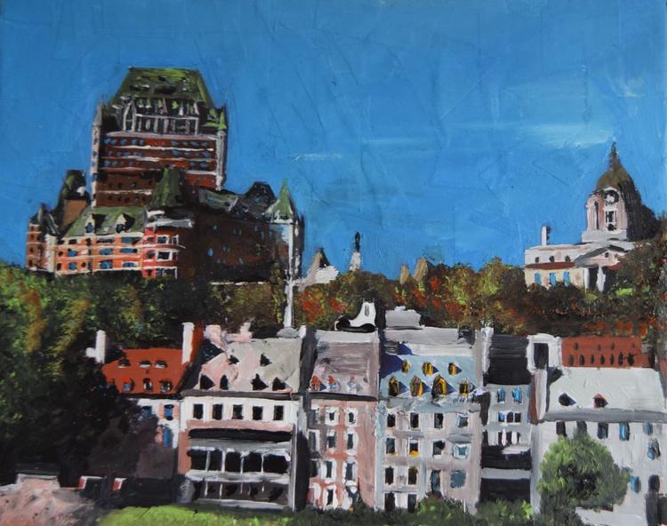 Quebec, Old Town - Image 0