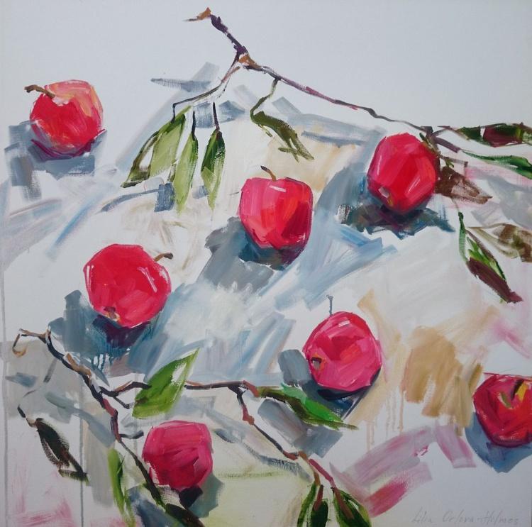 Apples . Still life - Image 0