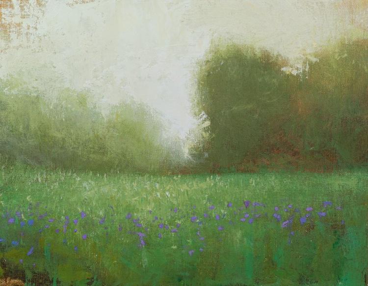 Wild Iris Field - Image 0