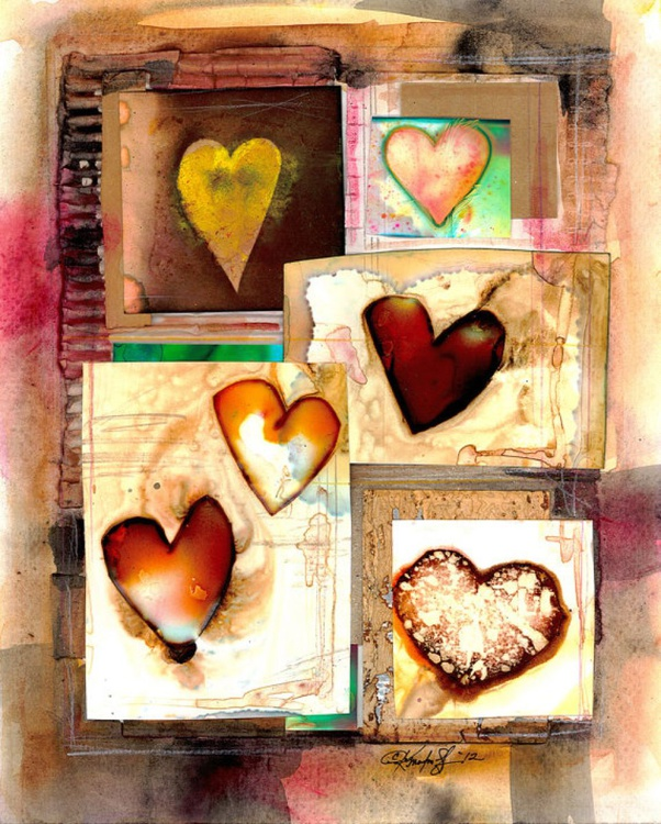 Heart Encounters No. 4 - Image 0