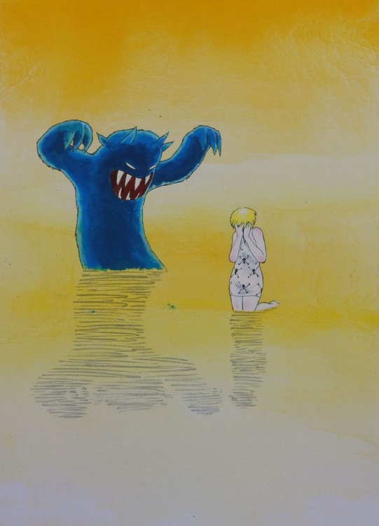 Naughty Monster - Image 0