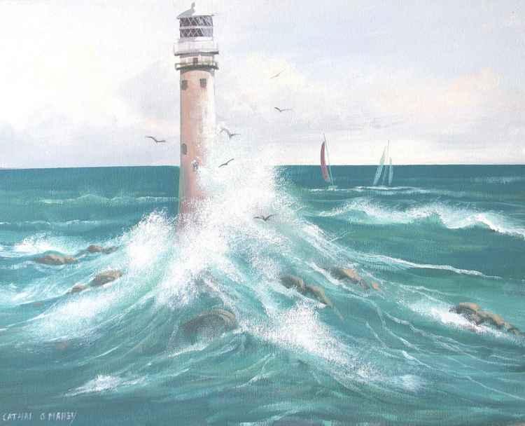 fastnet rock lighthouse -