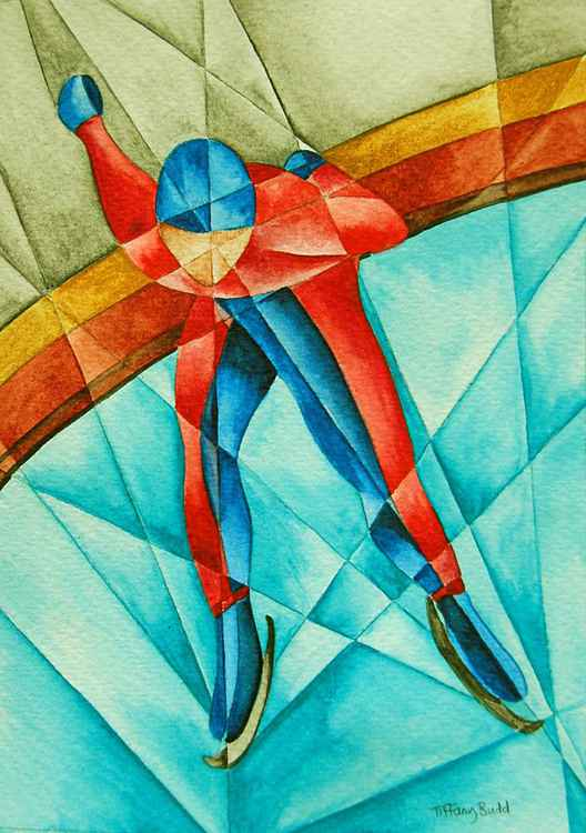 The Speed Skater -