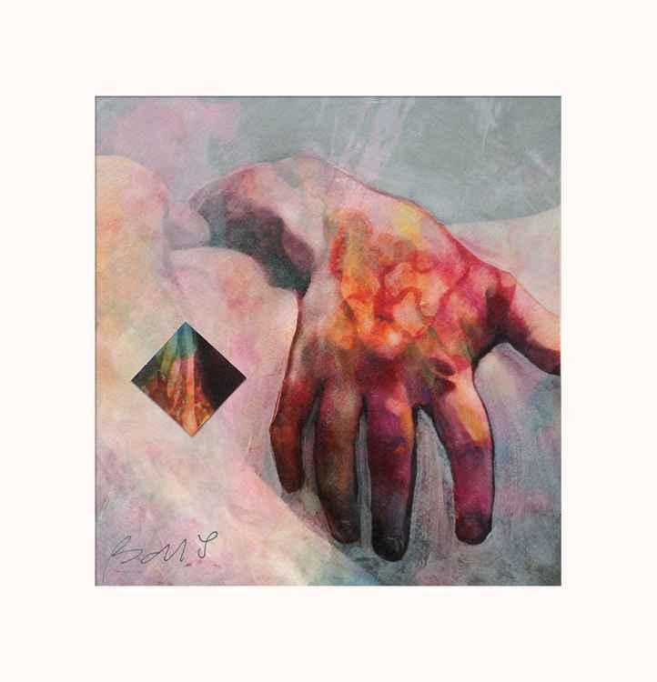 Hand (study) -