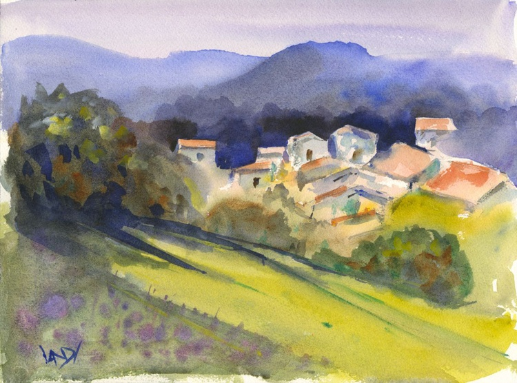Summer Day in France - Image 0