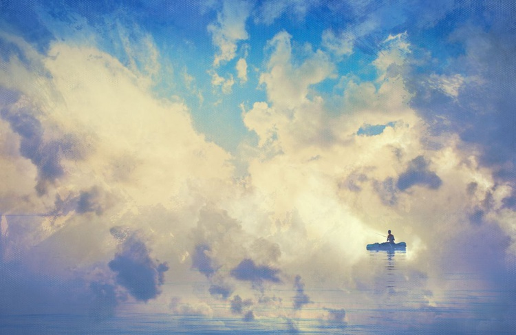 Floating in the clouds - Image 0